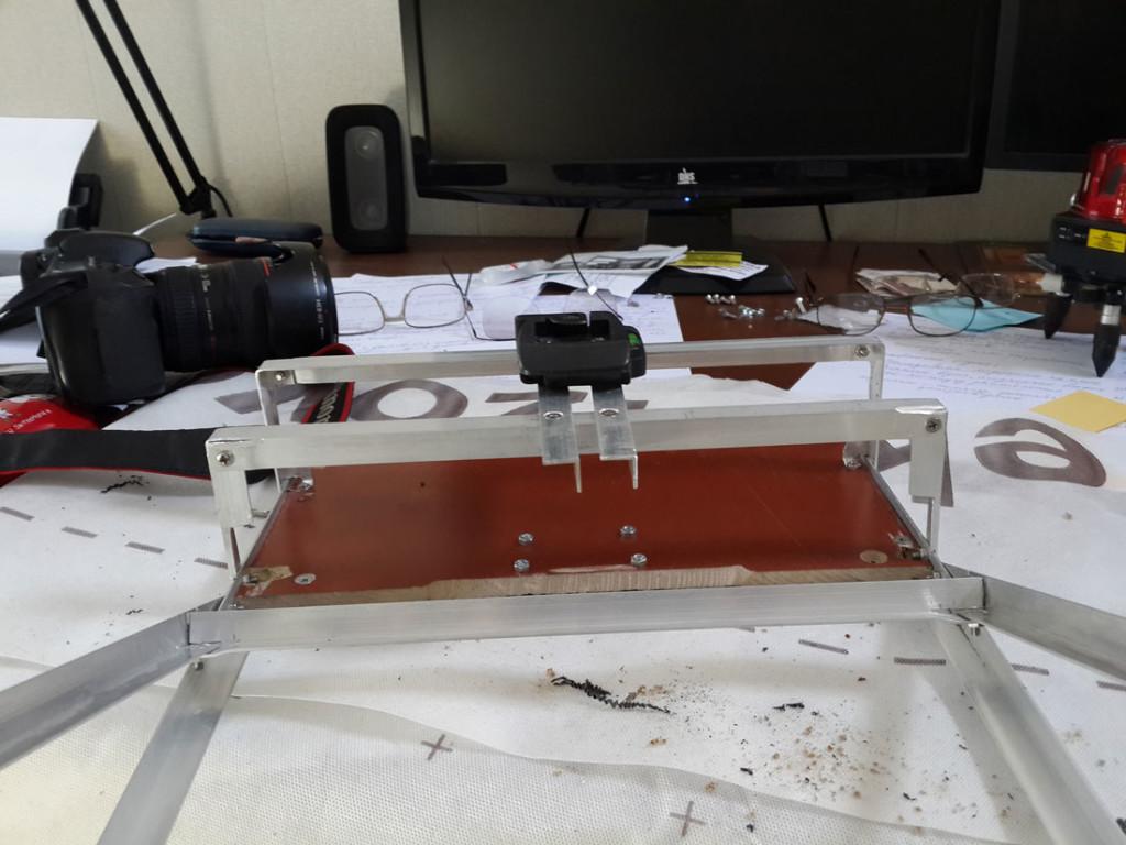 телесуфлер = процесс изготовления