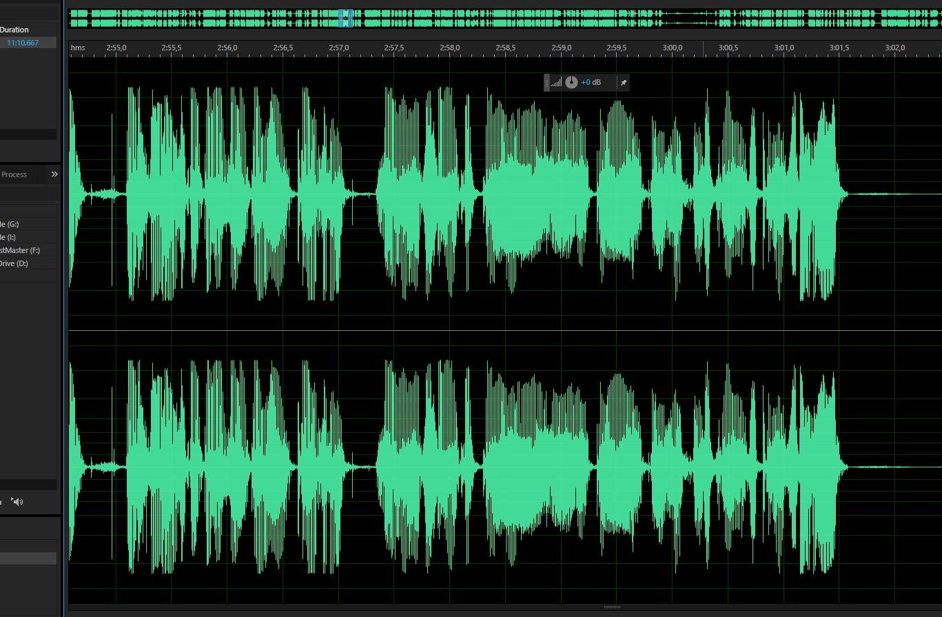 Звуковой файл записанного скринкаста